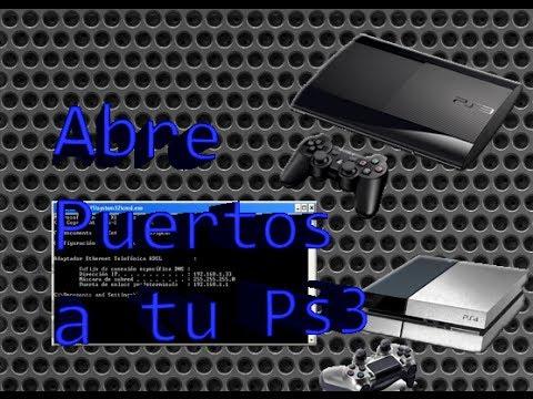 Abrir puertos a nuestra Consola (PS3,PS4,XBOX360,ETC…) y obtener  NAT Abierta