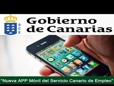 Renueva la demanda de Empleo desde tu movil (Válido sólo para Canarias)