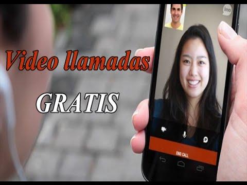 Video llamadas GRATIS móvil a móvil