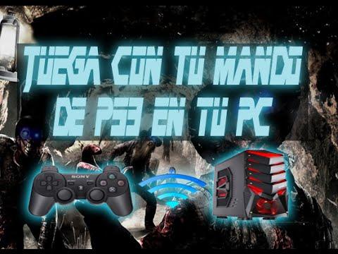 Juega con tu mando de PS3 en juegos de PC (la mejor app del 2015)