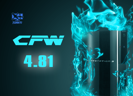 CFW 4.81 Ferrox + Sen enabler 6.0.3 + Multiman