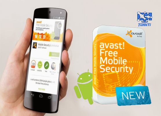 El mejor Antivirus para el 2017 Avast Mobile Security