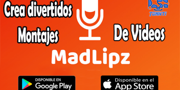 Crea divertidos montajes de video con MadLipz
