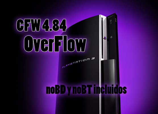 CFW 4.84 Overflow + Multiman 4.82.0 + Sen Enabler 6.2.1