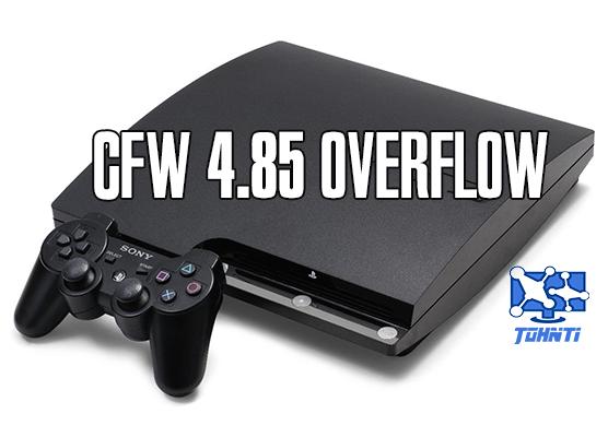 CFW 4.85 Overflow + Multiman 4.82.0 + Sen Enabler 6.2.3